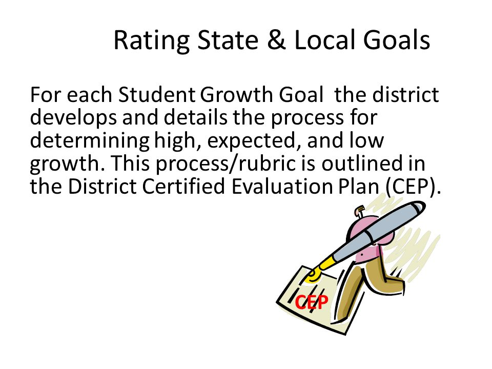 Rating State & Local Goals