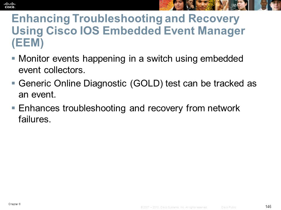 Enhancing Troubleshooting and Recovery Using Cisco IOS Embedded Event Manager (EEM)