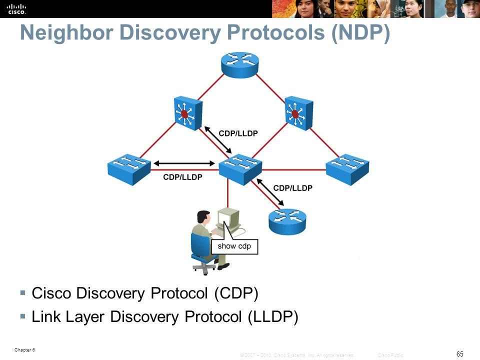 Neighbor Discovery Protocols (NDP)