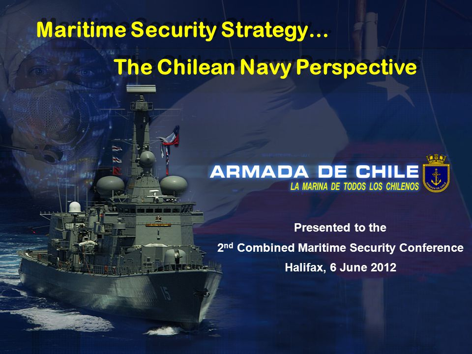 2nd Combined Maritime Security Conference