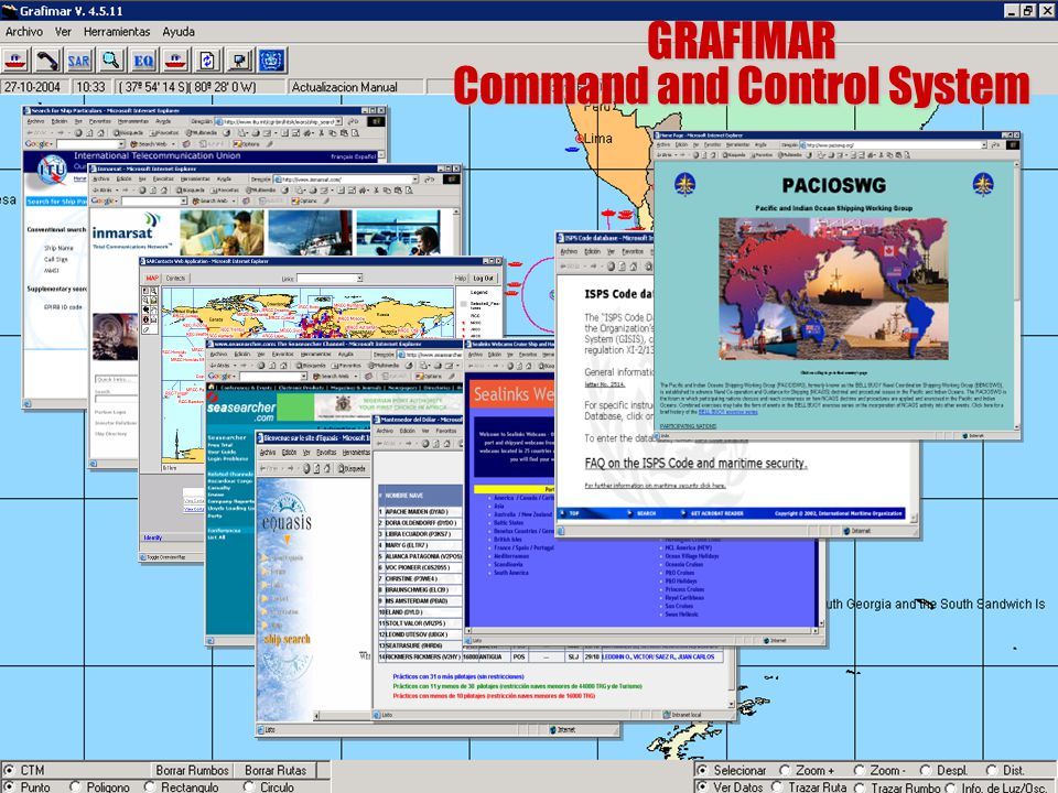 GRAFIMAR Command and Control System