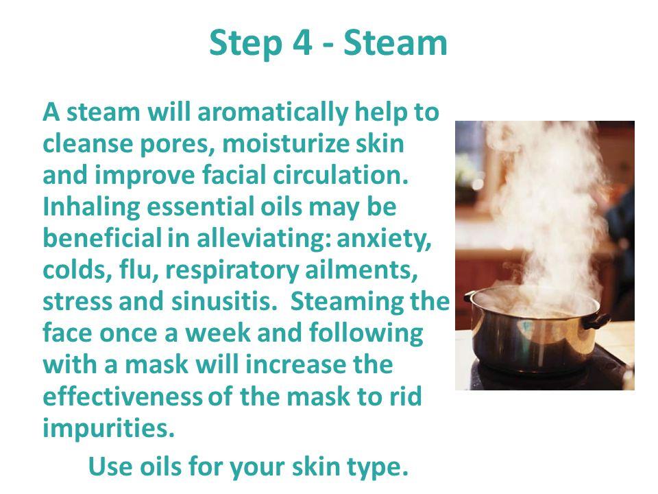 Step 4 - Steam