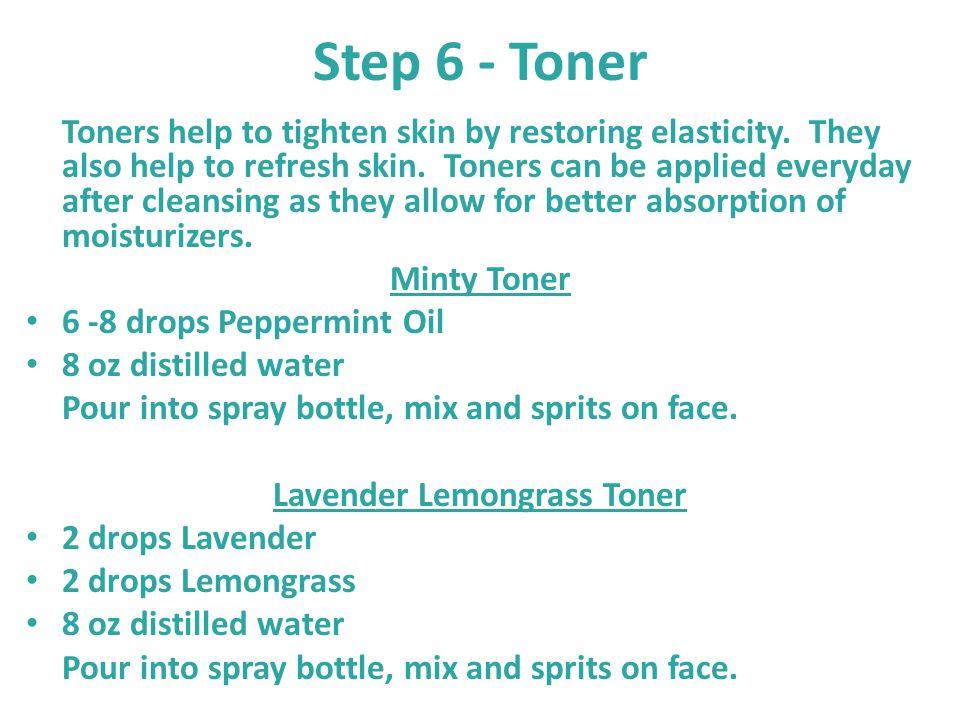 Lavender Lemongrass Toner