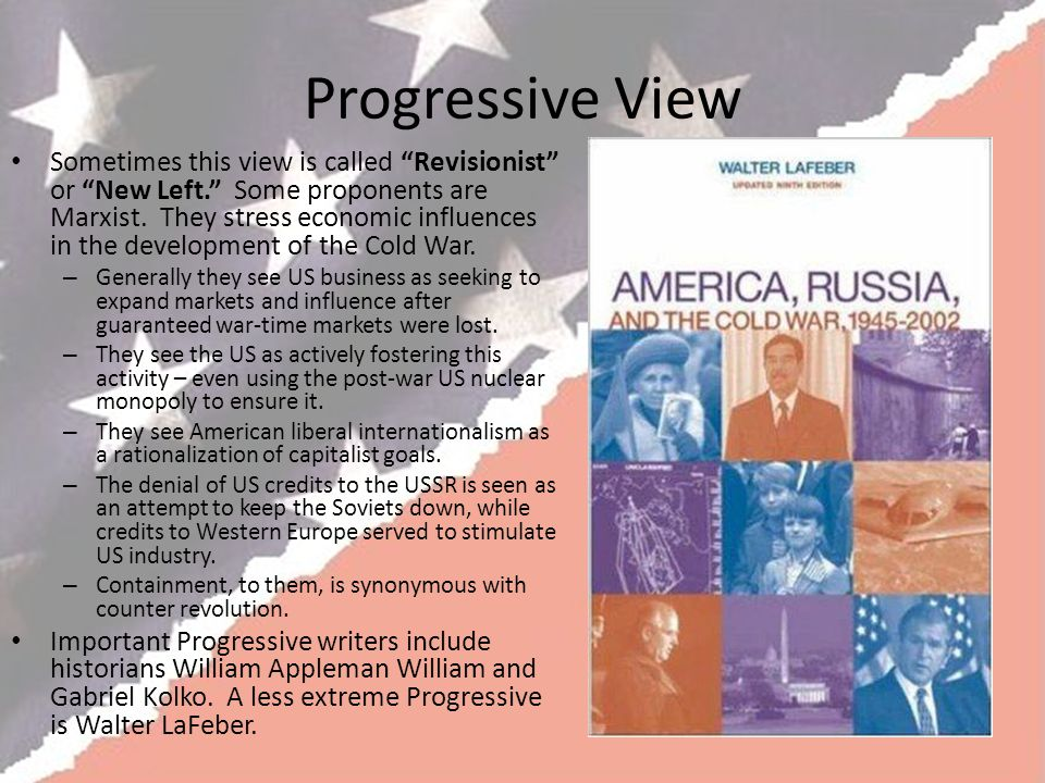 Progressive View