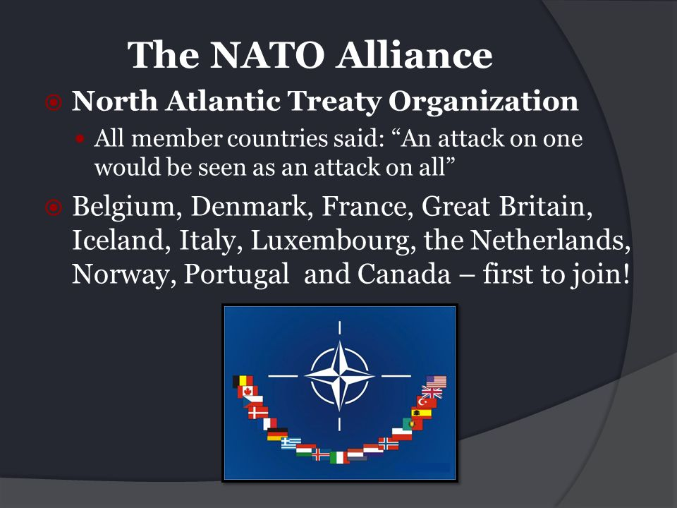 understanding how nato survived the cold war Much of the wartime fascist bureaucracy survived,  experts of the cold war will note that operation gladio and nato's stay-behind  if cold war experts will.