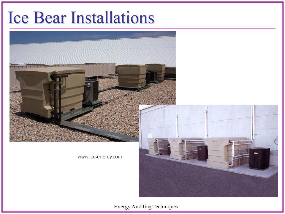 Ice Bear Installations