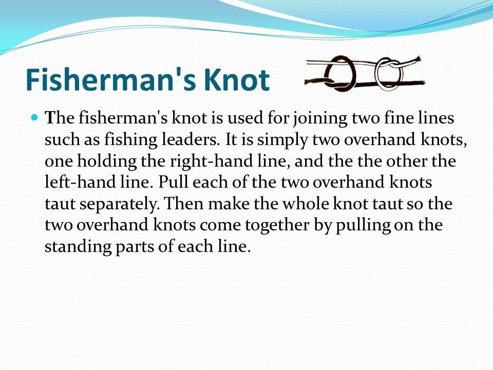 Fisherman s Knot