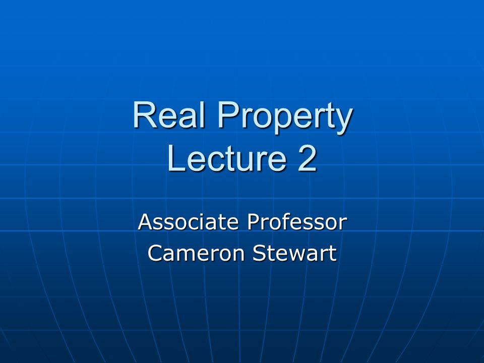 Associate Professor Cameron Stewart