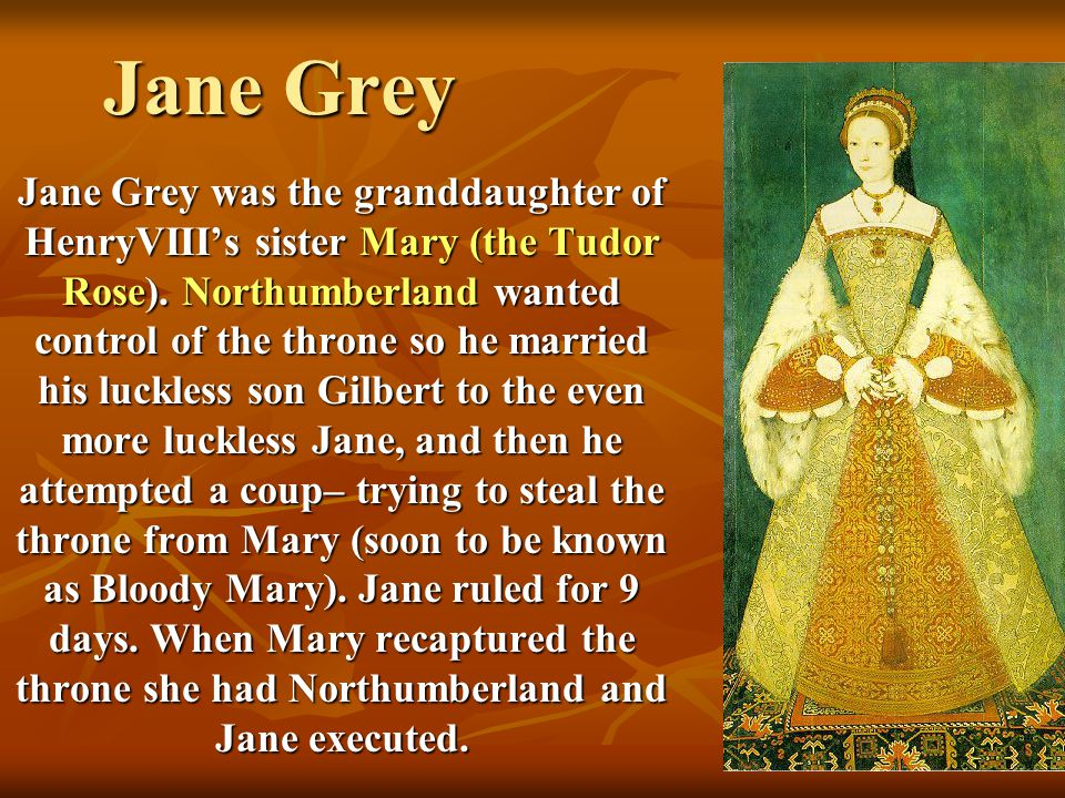 Jane Grey