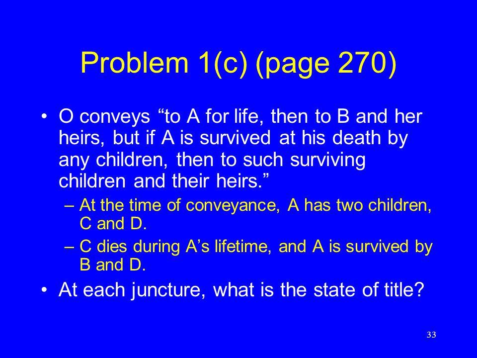 Problem 1(c) (page 270)
