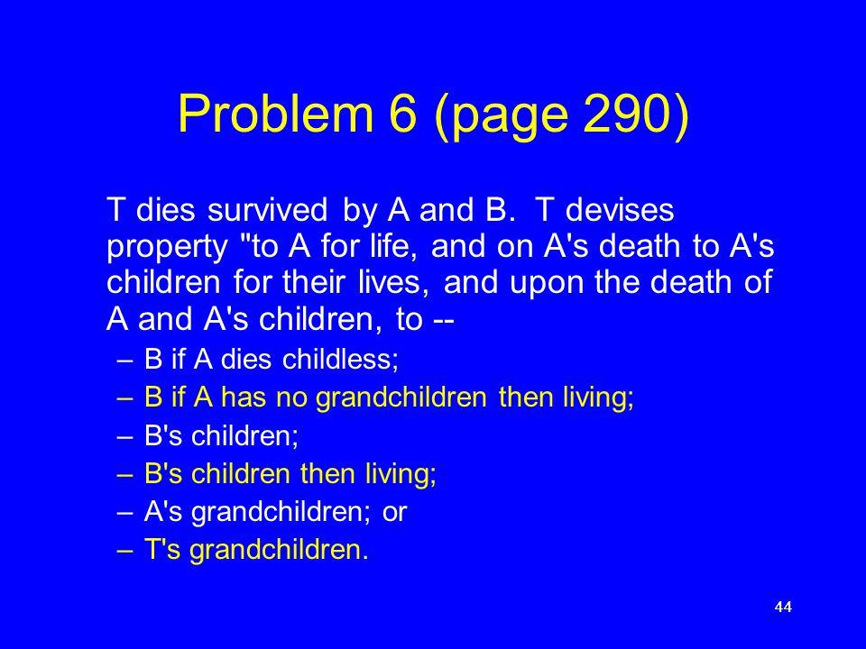 Problem 6 (page 290)