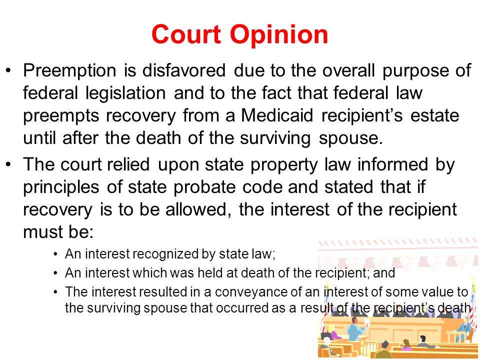 Court Opinion