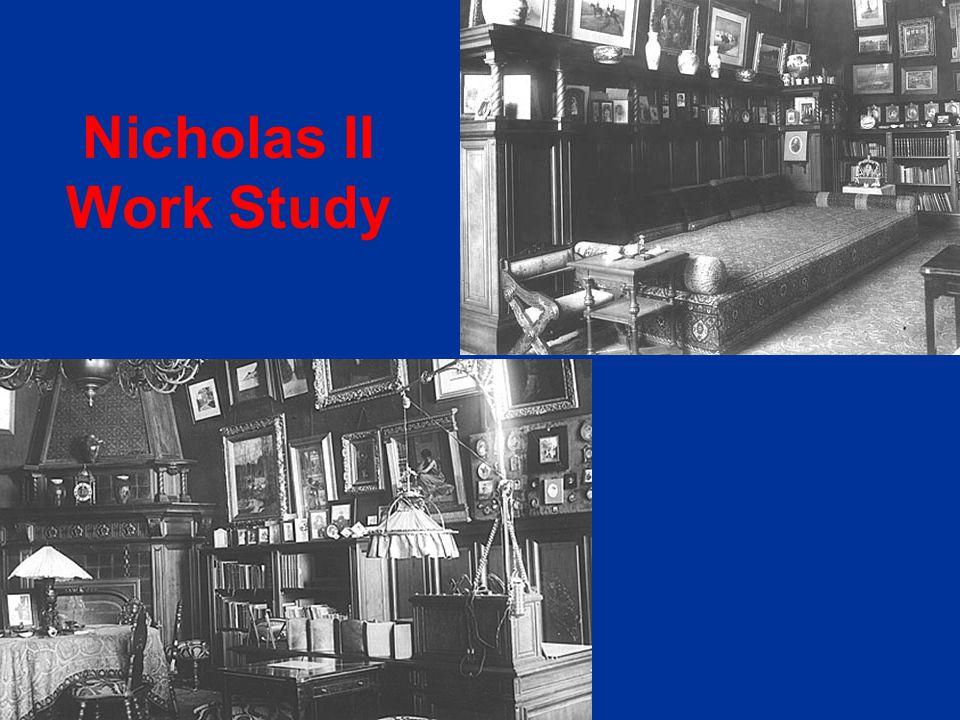 Nicholas II Work Study