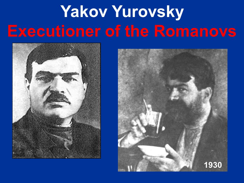 Executioner of the Romanovs