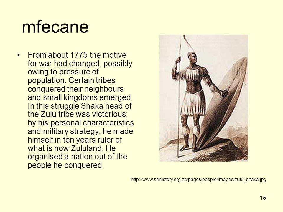 mfecane