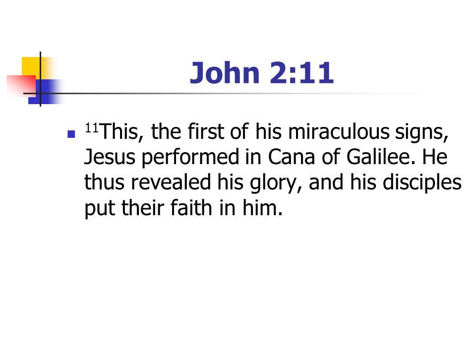 John 2:11