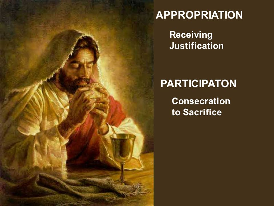 APPROPRIATION PARTICIPATON Receiving Justification
