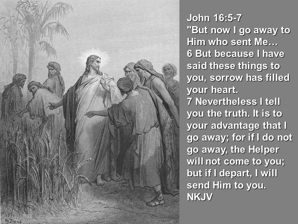 John 16:5-7