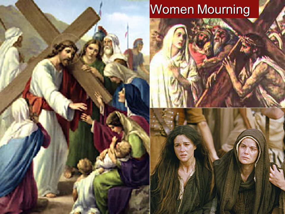 Women Mourning