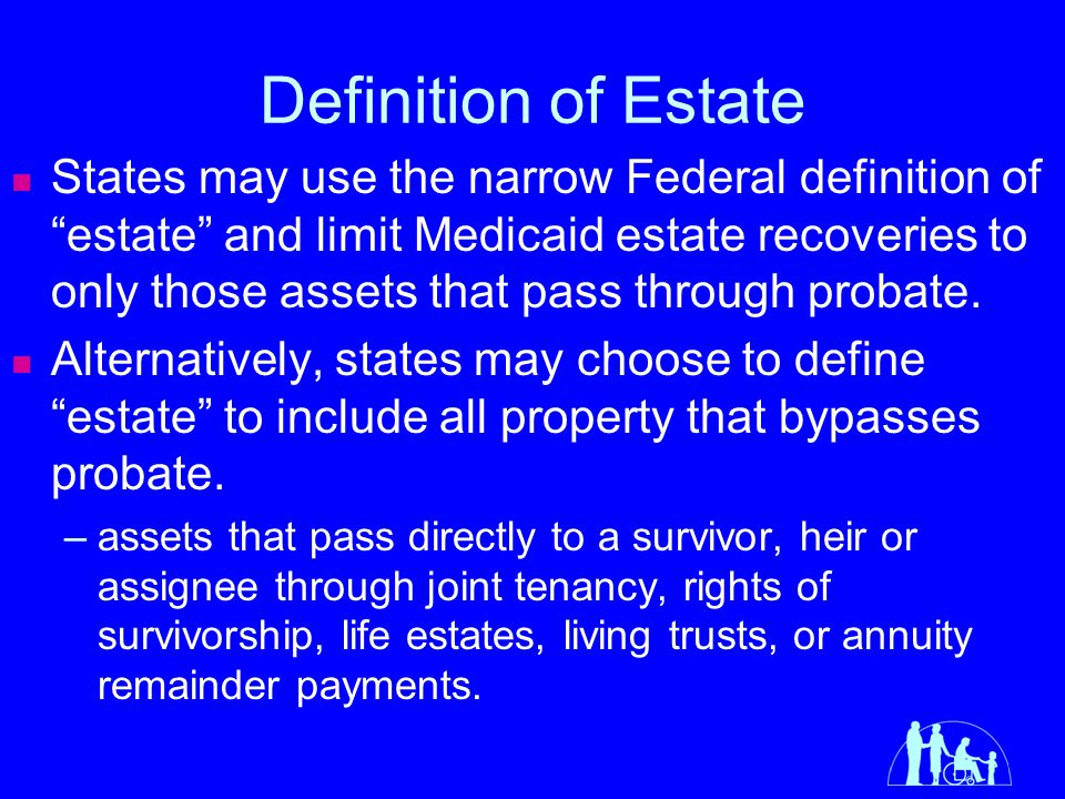 Definition of Estate