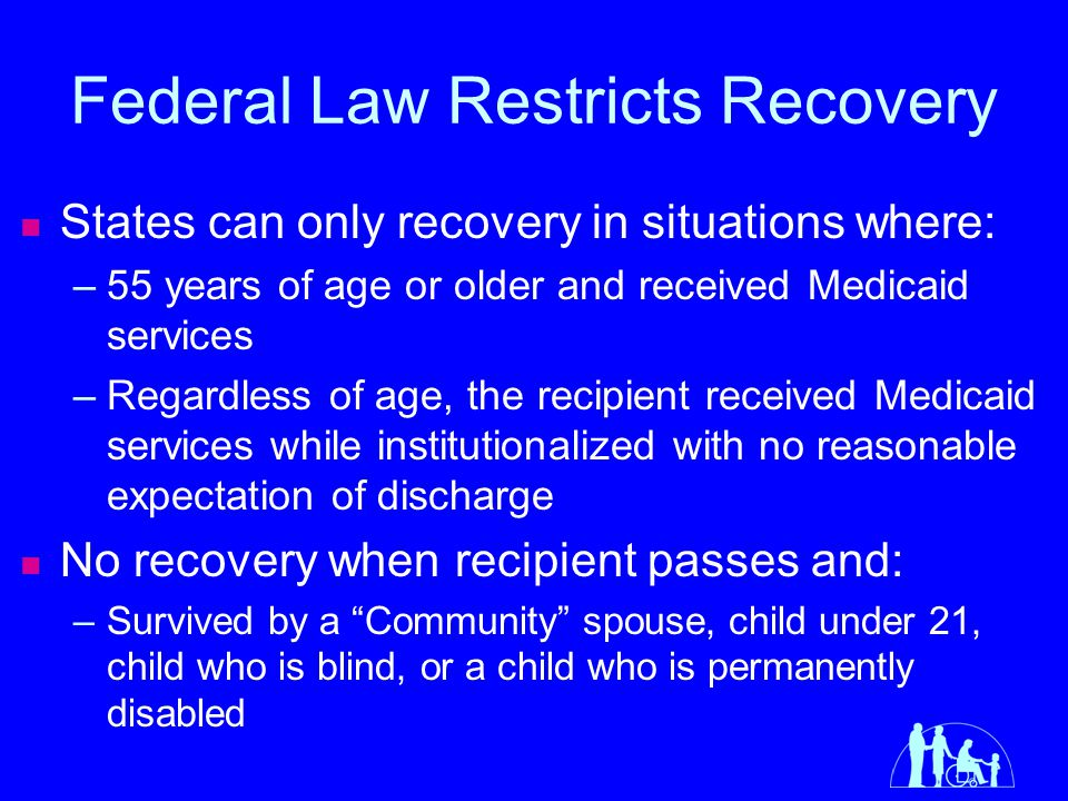 Federal Law Restricts Recovery
