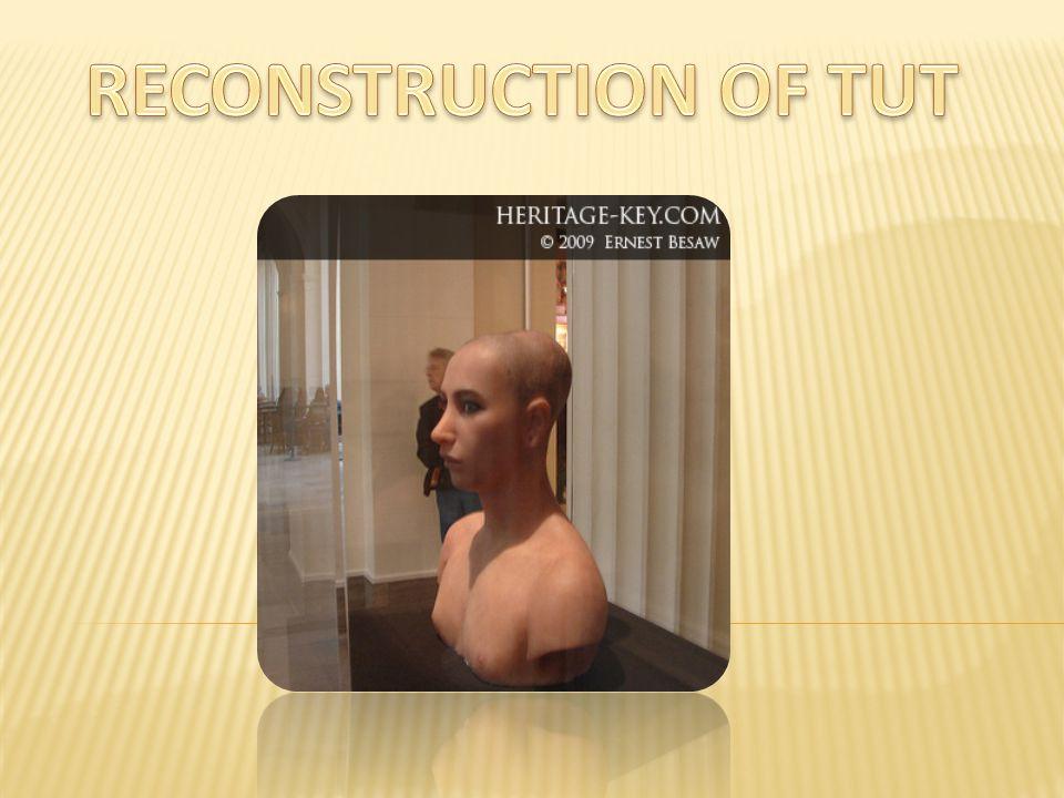 RECONSTRUCTION OF TUT