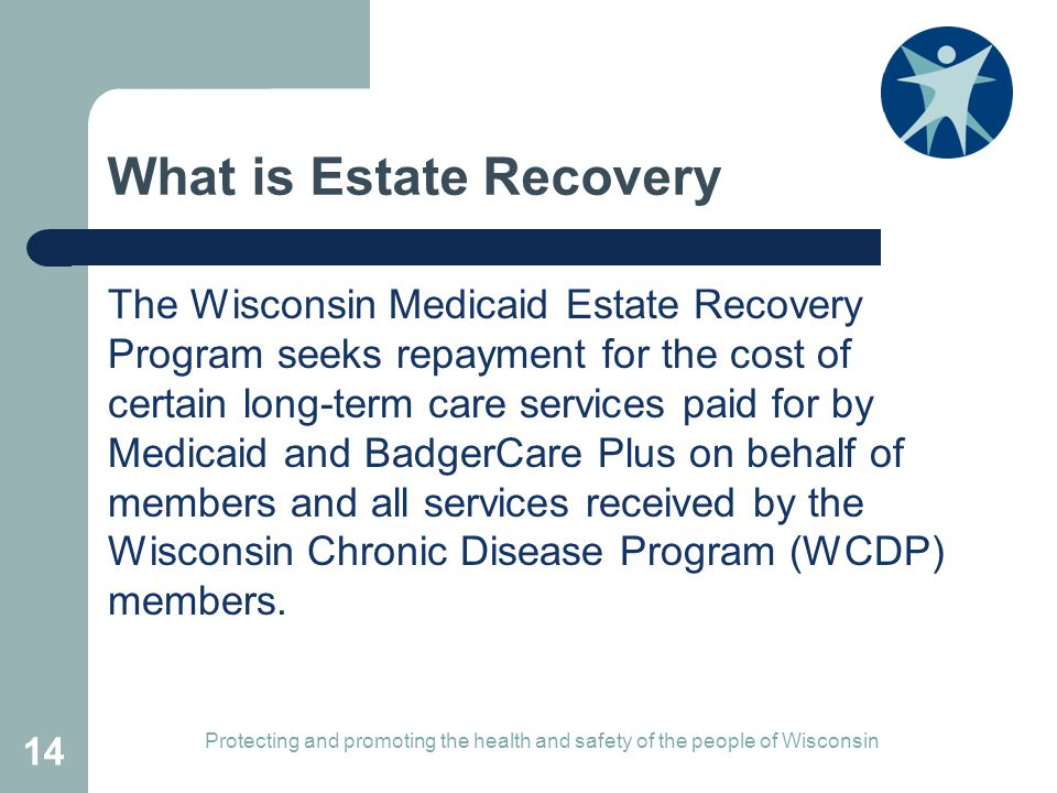 What is Estate Recovery