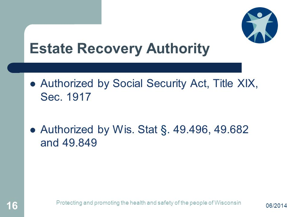 Estate Recovery Authority