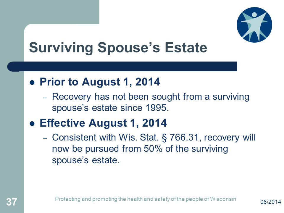 Surviving Spouse's Estate
