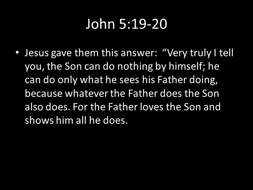John 5:19-20