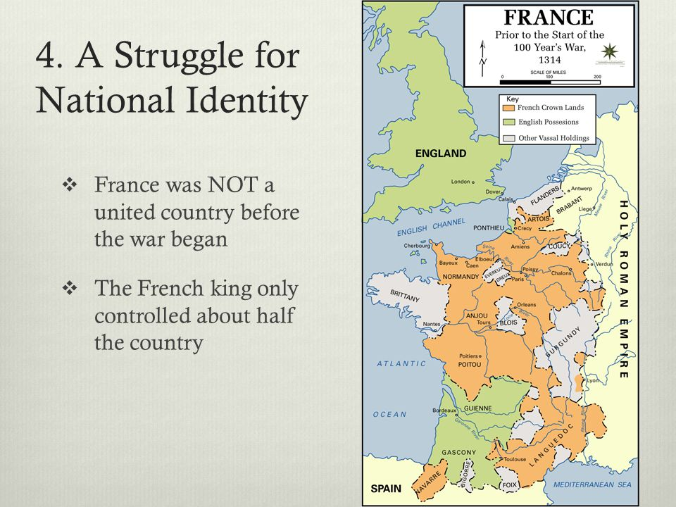 4. A Struggle for National Identity