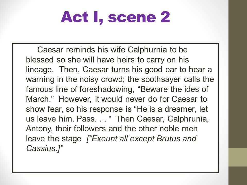 a summary of julius caesar by shakespeare A detailed summary of shakespeare's julius caesar, with key passages.