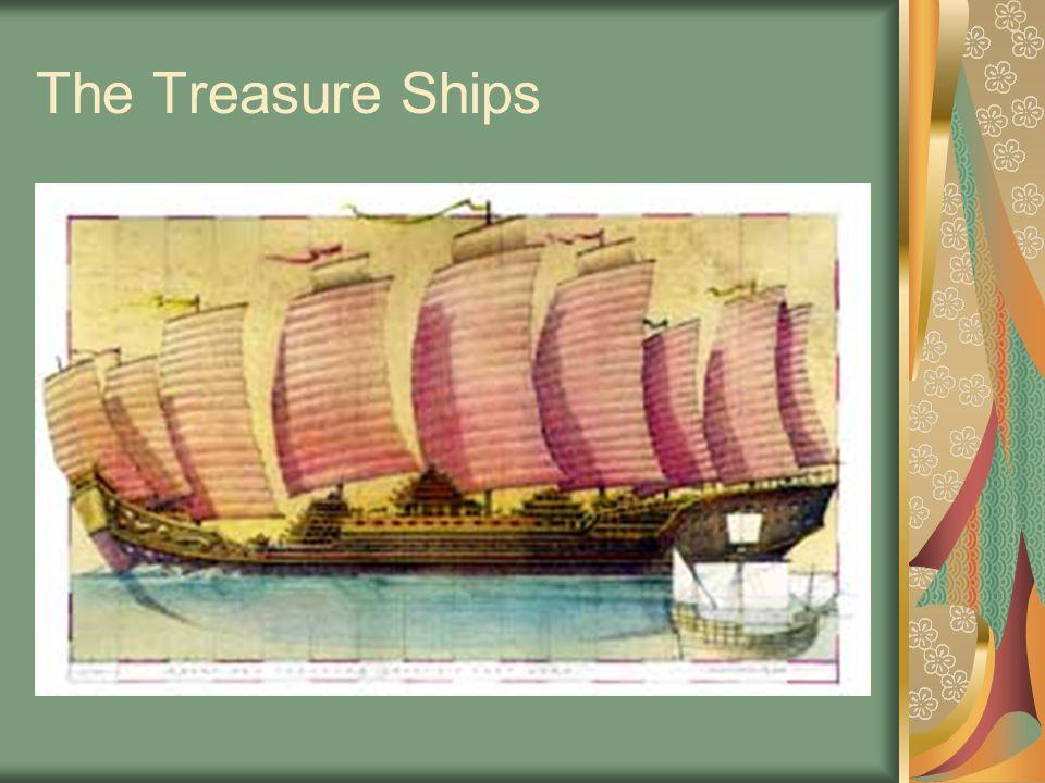 The Treasure Ships
