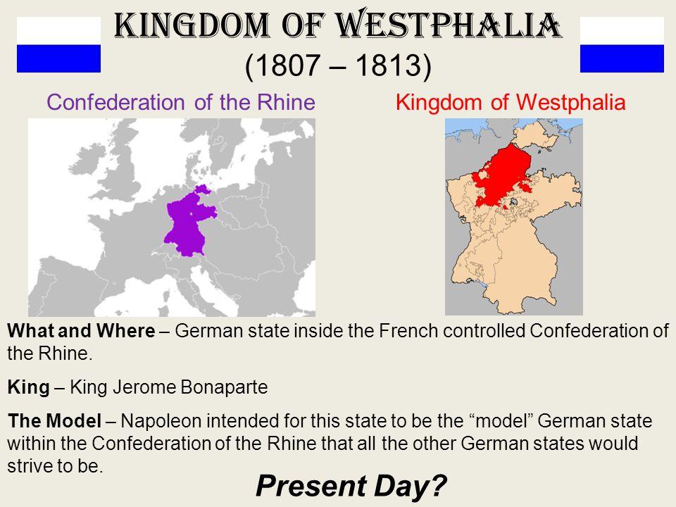 Kingdom of Westphalia (1807 – 1813)