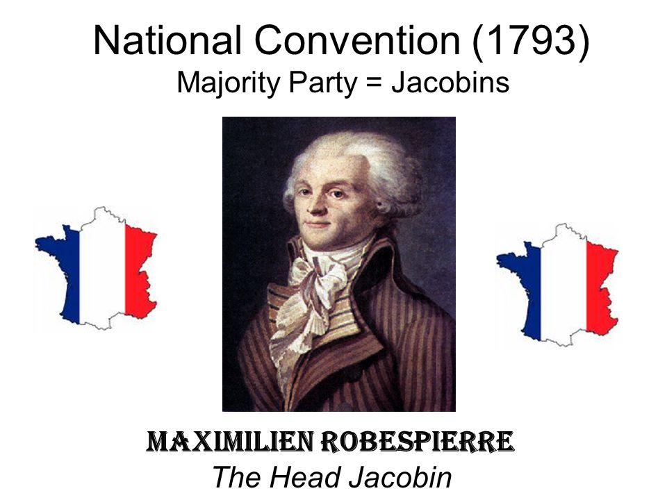 Maximilien Robespierre The Head Jacobin