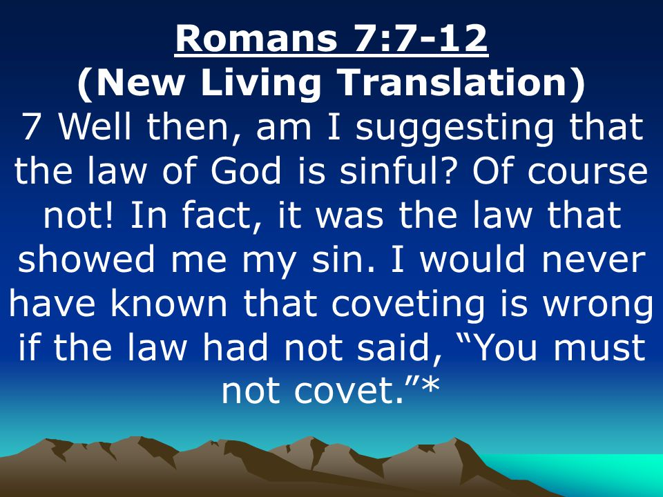 (New Living Translation)