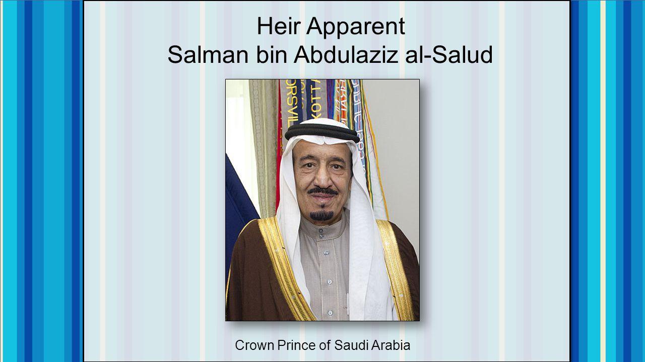 Salman bin Abdulaziz al-Salud