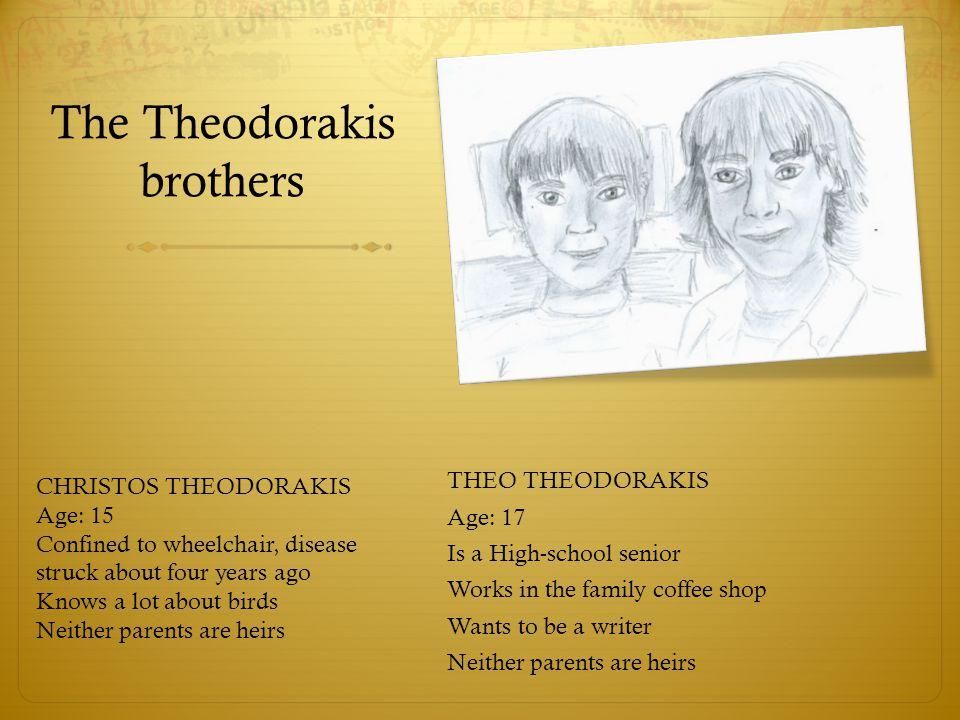 The Theodorakis brothers