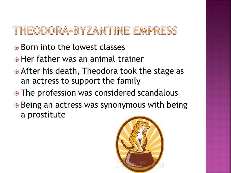 Theodora-Byzantine Empress