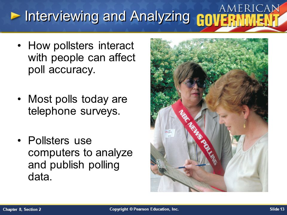 Interviewing and Analyzing