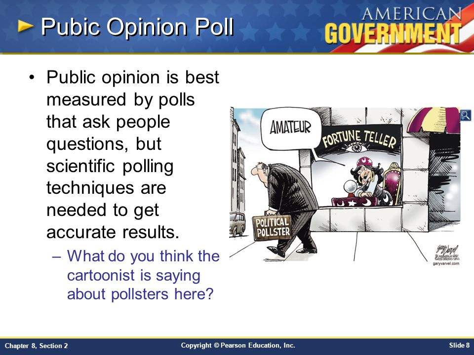 Pubic Opinion Poll