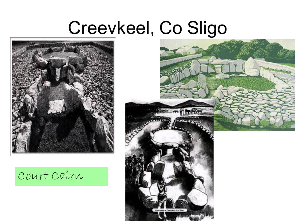 Creevkeel, Co Sligo Court Cairn