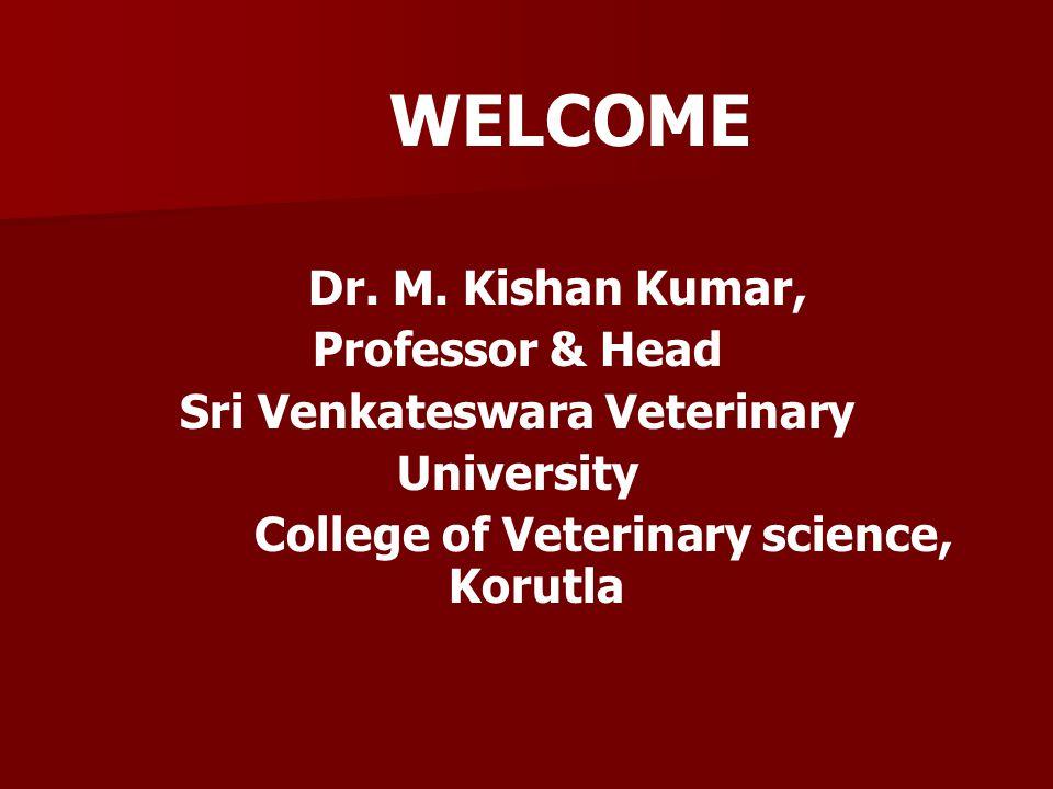 Sri Venkateswara Veterinary