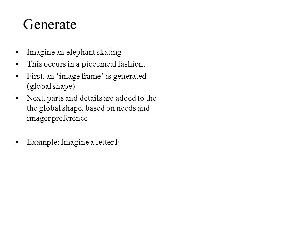 Generate Imagine an elephant skating