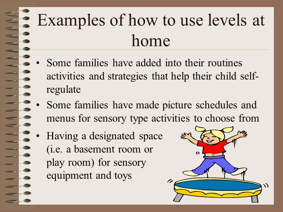 Examples of how to use levels at home