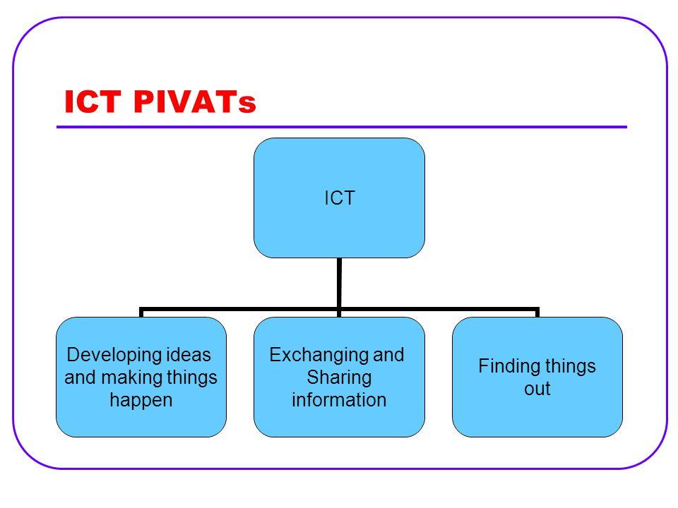 ICT PIVATs