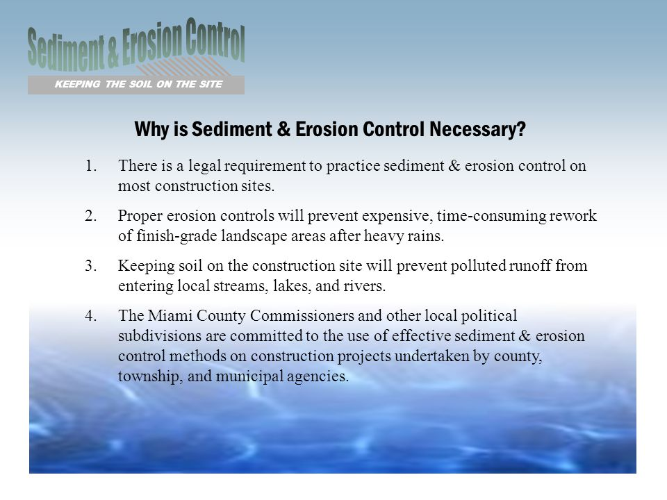 what is soil erosion essay Below is an essay on effects of soil erosion from anti essays, your source for research papers, essays, and term paper examples.