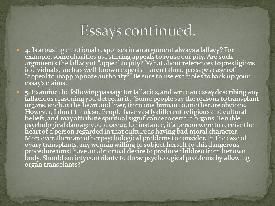 sample act essay prompt