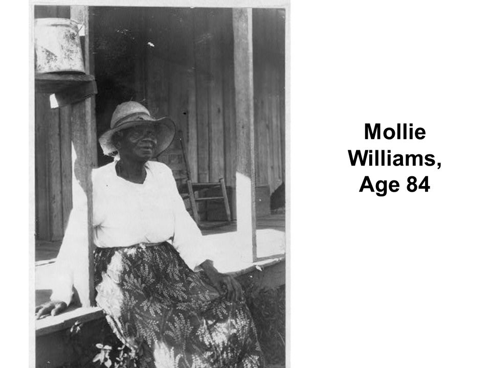 Mollie Williams, Age 84