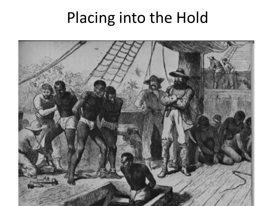 Placing into the Hold